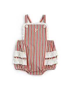 Ralph Lauren - Infant's Striped Bubble Romper