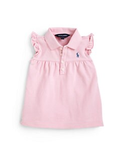 Ralph Lauren - Infant's Babydoll Polo Shirt