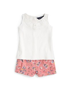 Ralph Lauren - Infant's Ribbed Tank
