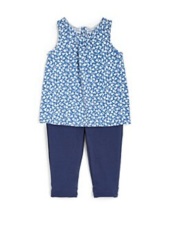 Ralph Lauren - Infant's Floral Tank Top