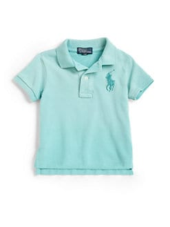 Ralph Lauren - Infant's Dip-Dyed Polo Shirt