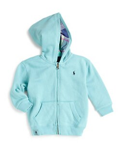 Ralph Lauren - Infant's Fleece Hoodie