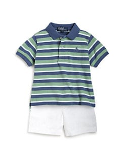 Ralph Lauren - Infant's Striped Rugby Shirt