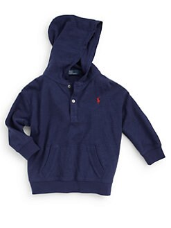 Ralph Lauren - Infant's Polo Hoodie
