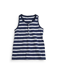 Ralph Lauren - Infant's Striped Sequin Tank Top