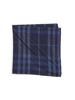 Burberry London - Edwards Pocket Square
