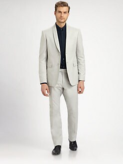 Burberry London - Maxton Shawl Collar Suit