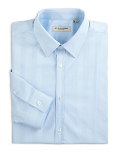 Burberry London - Check Dress Shirt