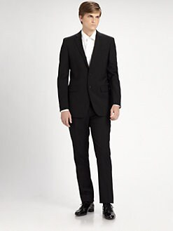 Burberry London - Milburry Black Suit
