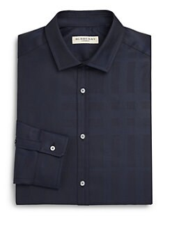 Burberry London - Cotton Dress Shirt