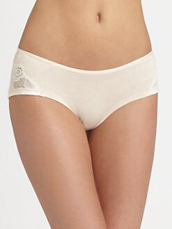 Le Mystere - Heather Boy Shorts