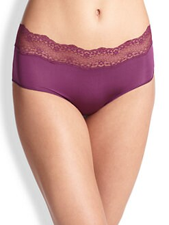 Le Mystere - Perfect Pair Lace-Trimmed Briefs