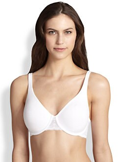 Le Mystere - Stretch Cotton Full-Coverage Bra