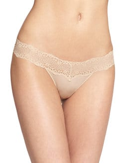 Le Mystere - Perfect Pair Lace Bikini Briefs