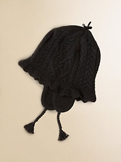 Ralph Lauren - Toddler's & Little Girl's Cable-Knit Hat