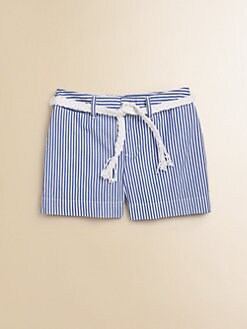 Ralph Lauren - Girl's Bengal Striped Shorts