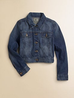 Ralph Lauren - Girl's Jean Jacket