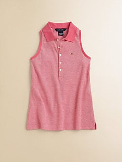 Ralph Lauren - Girl's Oxford Polo Shirt