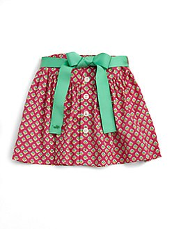 Ralph Lauren - Toddler's & Little Girl's Pleated Skirt