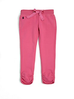 Ralph Lauren - Toddler's & Little Girl's Fleece Skinny Pants