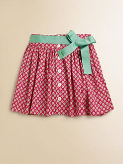 Ralph Lauren - Girl's Printed Skirt