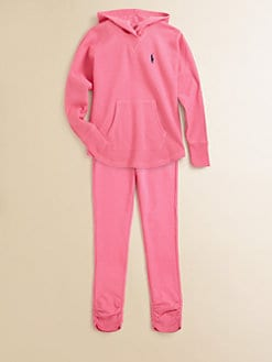 Ralph Lauren - Girl's Fleece Hoodie
