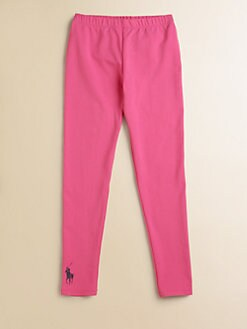 Ralph Lauren - Girl's Jersey Leggings