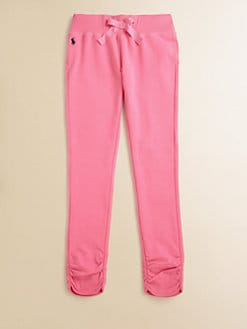 Ralph Lauren - Girl's Fleece Skinny Sweatpants