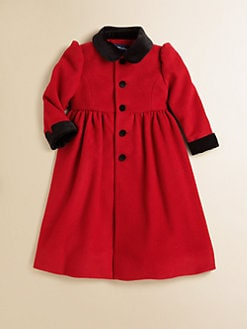 Ralph Lauren - Toddler's & Little Girl's Wool Princess Coat