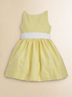 Ralph Lauren - Toddler's & Little Girl's Pincord Dress