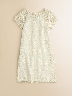 Ralph Lauren - Girl's Lace Dress