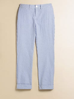 Ralph Lauren - Girl's Seersucker Pants