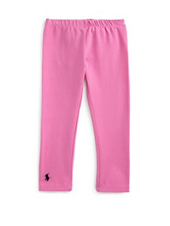 Ralph Lauren - Toddler's & Little Girl's Stretch Jersey Leggings