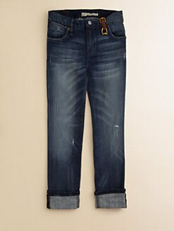 Ralph Lauren - Girl's Straight-Leg Jeans
