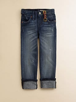 Ralph Lauren - Toddler's & Little Girl's Straight-Leg Jeans