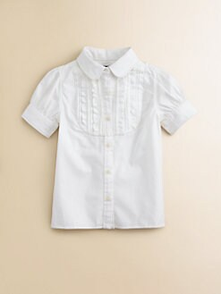 Ralph Lauren - Toddler's & Little Girl's Cotton Blouse
