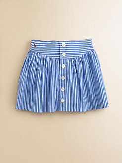 Ralph Lauren - Toddler's & LIttle Girl's Bengal Striped Skirt