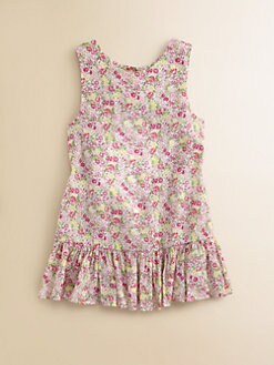 Ralph Lauren - Toddler's & Little Girl's Floral Tunic