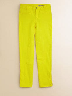 Ralph Lauren - Girl's Denim Jodphur Pants