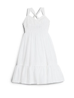 Ralph Lauren - Girl's Embroidered Sundress
