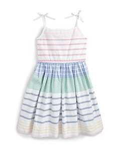 Ralph Lauren - Toddler's & Little Girl's Oxford Party Dress