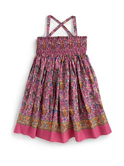 Ralph Lauren - Toddler's & Little Girl's Paisley Dress