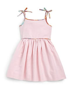 Ralph Lauren - Toddler's & Little Girl's Oxford Dress