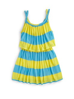 Ralph Lauren - Toddler's & Little Girl's Jersey Dress