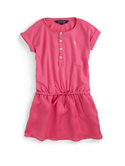 Ralph Lauren - Toddler's & Little Girl's T-Shirt Dress