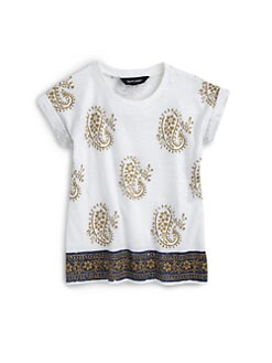 Ralph Lauren - Toddler's & Little Girl's Boho Tee