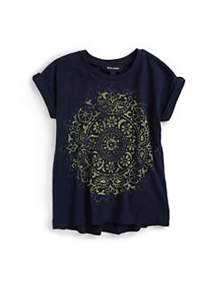 Ralph Lauren - Toddler's & Little Girl's Slub-Knit Tee