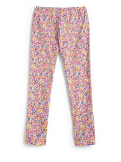 Ralph Lauren - Girl's Floral Leggings