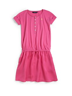 Ralph Lauren - Girl's Tee Dress