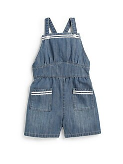 Ralph Lauren - Toddler's & Little Girl's Sailor Romper
